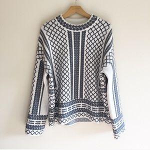 Tory Burch Merino Wool Sweater
